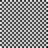 stock photo of chessboard  - Checkered flag background - JPG