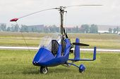 stock photo of gyrocopter  - Two seated  - JPG