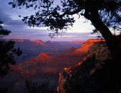 stock photo of grand canyon  - The Grand Canyon - JPG