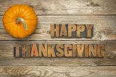 stock photo of happy thanksgiving  - Happy Thanksgiving   - JPG