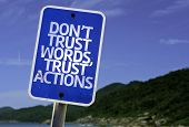 stock photo of trust  - Don - JPG