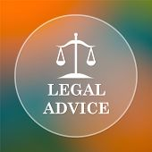 pic of judiciary  - Legal advice icon - JPG