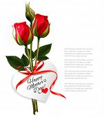 picture of rose bud  - Roses with Happy Mother - JPG