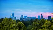 stock photo of texans  - Skyline of Austin - JPG