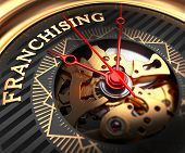 pic of watch  - Franchising on Black - JPG