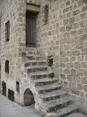 Medieval Ladder poster