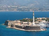 stock photo of messina  - the gold  - JPG
