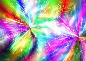 Abstract, Background, Design, Light, Texture, Colorful, Vibrant, Vivid, Burst, Pattern, Wallpaper, C poster