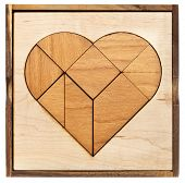 picture of parallelogram  - heart version of tangram - JPG