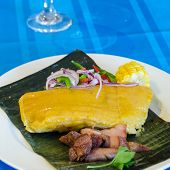Tamal: Traditional Latin American Food
