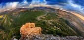 stock photo of golan-heights  - Northern Golan Heights - JPG