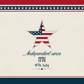 image of special day  - abstract independence day background with special objects - JPG