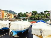 picture of genova  - genova nervi a very beautiful village in italy near genova - JPG