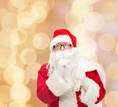 stock photo of hush  - christmas - JPG