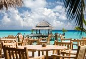 image of kuramathi  - Water restaurant  - JPG