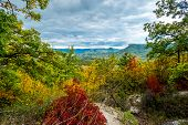 pic of eminent  - The valley is in the Crimean autumn - JPG