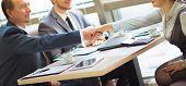 picture of handshake  - Business handshake - JPG