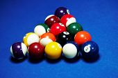 image of snooker  - Snooker Table - JPG