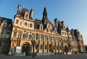 foto of liberte  - Town Hall of Paris - JPG
