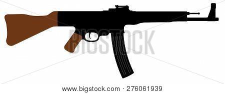 Assault Rifle Stg 44 sturmgewehr