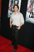Johnny Asuncion  at the Los Angeles Sneak Peek Screening of 'Ten Years Later'. Majestic Crest Theatr