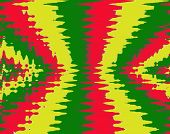 picture of rasta  - Red yellow green rasta flag for background - JPG