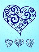 image of soulmate  - heart symbol for various purpose and event such as valentine and wedding - JPG