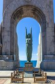 pic of 24th  - The Monument aux Mort in Marseille France - JPG