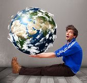 stock photo of cartographer  - Good - JPG