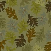 picture of camoflage  - Seamless vector square camouflage series in the green scheme - JPG