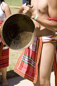 foto of ifugao  - Dancers performing an Igorot cultural dance from the Philippines - JPG