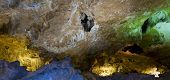 stock photo of carlsbad caverns  - Carlsbad Cavern - JPG