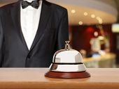 picture of receptionist  - Hotel Concierge - JPG