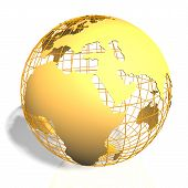 image of world-globe  - globe - JPG