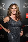 Catherine Bach at the 40th Annual Daytime Emmy Awards, Beverly Hilton Hotel, Beverly Hills, CA 06-16