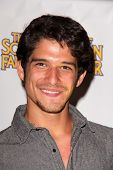 Tyler Posey at the 39th Annual Saturn Awards Press Room, The Castaway, Burbank, CA 06-26-13