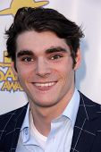 RJ Mitte at the 39th Annual Saturn Awards, The Castaway, Burbank, CA 06-26-13