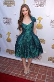 Holland Roden at the 39th Annual Saturn Awards, The Castaway, Burbank, CA 06-26-13