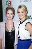 Ashley Jones, Ali Fedotowsky at the