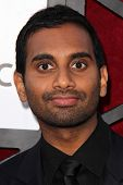 Aziz Ansari at the Comedy Central Roast Of James Franco, Culver Studios, Culver City, CA 08-25-13