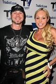 Jared Blake and Mary Carey at