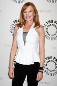 Marg Helgenberger at the PaleyFest Fall Flashback -