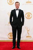Derek Hough at the 65th Annual Primetime Emmy Awards Arrivals, Nokia Theater, Los Angeles, CA 09-22-