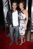 Jarret Stoll and Erin Andrews at the