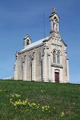 pic of chapels  - The chapel of Brouilly in Beaujolais - JPG