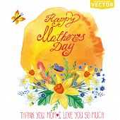 pic of stein  - Mothers day card - JPG