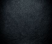 foto of arsenic  - Arsenic leather texture background - JPG