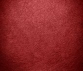 foto of shimmer  - Bittersweet shimmer color leather texture background - JPG