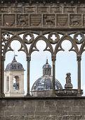stock photo of palace  - Viterbo  - JPG