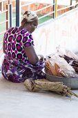 stock photo of ivory  - Abidjan - JPG